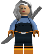 Rose Wilson (in game, ravanger)