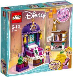 41156 Rapunzel's Castle Bedroom Box