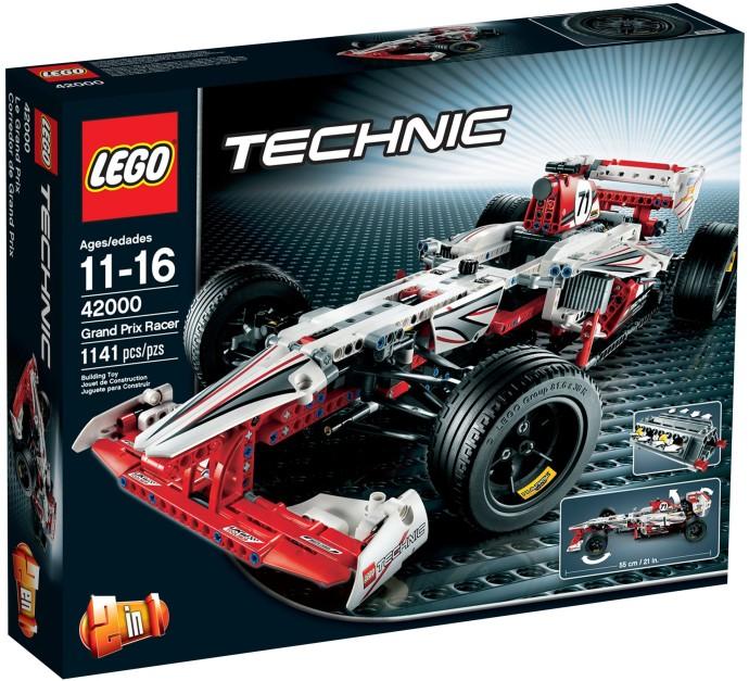 42000 Grand Prix Racer Brickipedia Fandom Powered By Wikia