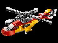 5866 L'hélicoptère de secours
