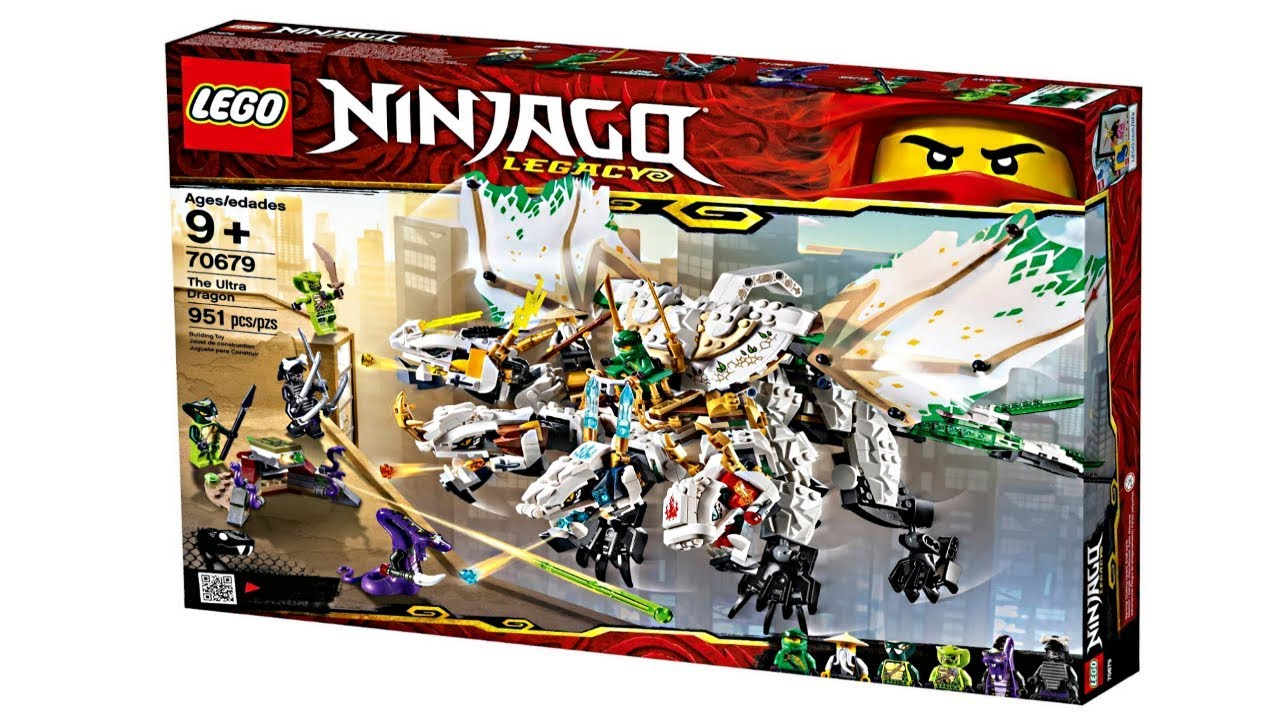 Lego Ninjago Movie 2019