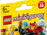71013 Minifigures Série 16