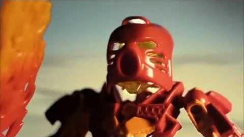BIONICLE Stars Commercial