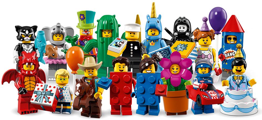 71021 Minifigures Series 18 | Brickipedia | FANDOM powered ...