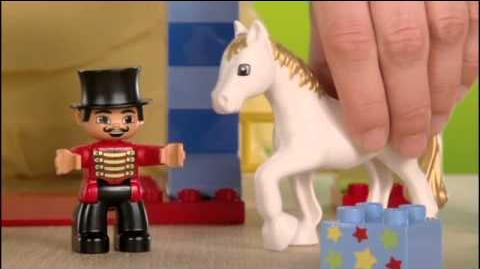 LEGO Duplo Designer Video - My First Circus