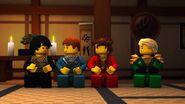 Ninjas leçon-L'art de combattre sans combattre