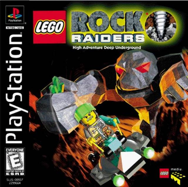 LEGO Rock Raiders (Game) | Brickipedia | FANDOM powered by Wikia