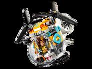 41234 L'hélicoptère de Bumblebee 2