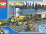 4512 Cargo Train