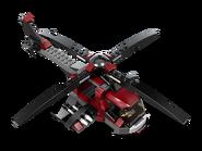 6866 L'hélicoptère de Wolverine 4