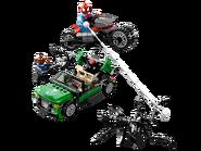 76004 Spider-Man La poursuite en moto-araignée 3
