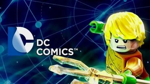 Character Spotlight Aquaman LEGO Dimensions
