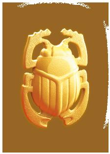 GoldenScarabShield