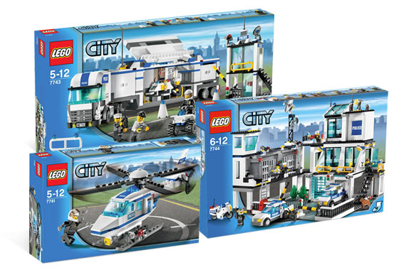 K7741 City Police Collection | Brickipedia | FANDOM powered by Wikia