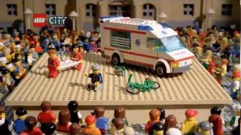 LEGO CITY Thème Super Véhicules