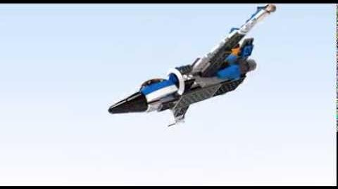 LEGO Creator - Thunder Wings