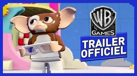 LEGO Dimensions - Rencontre Avec Un Héros ! - Les Gremlins - Trailer Officiel