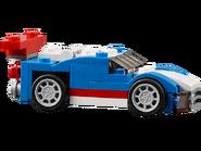 31027 Le bolide bleu 5