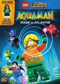 Aquaman Rage of Atlantis