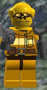 Custom: Bernie Von Beam (Monster Fighters)