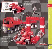 Katalog produktů LEGO® za rok 2005-15