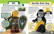 LEGO Minifigures Character Encyclopedia 2
