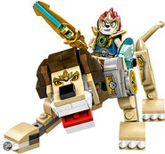 Lion Legend Beast3