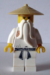 Sensei Wu - Spinjitzu-Meister