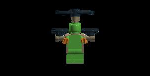 Zigzoo Minifigure