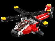 31057 L'hélicoptère rouge 2