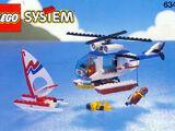 6342 Beach Rescue Chopper