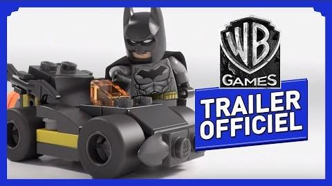 LEGO Dimensions - Bande Annonce Officielle - Batmobile