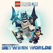 LEGO Dimensions Between Worlds