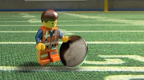 The LEGO Movie - Puppy Bowl Coin Toss HD