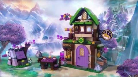 The Starlight Inn - LEGO Elves - 41174 - Product Animation