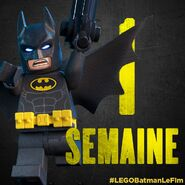 Vignette Batman Movie 1 semaine
