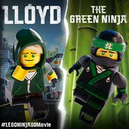 Vignette Ninjago Movie 2