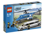 3222 Helicopter and Limousine