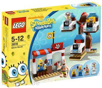 Spongebob Squarepants Theme Brickipedia Fandom