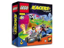 5704-LEGO Racers - PC CD-ROM