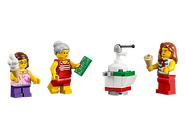 60153 Ensemble de figurines City - La plage 7