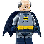 Alfred Original Batsuit