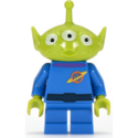 Alien Minifigurine