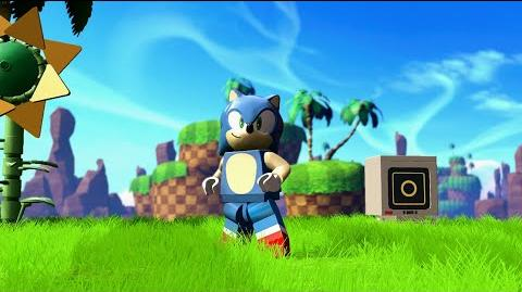 LEGO Dimensions - Sonic Debut Trailer