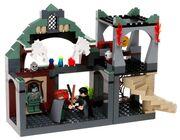 Lego harry potter professor lupin s classroom