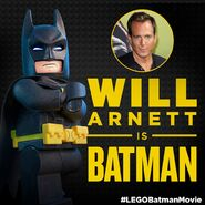 Vignette Batman Movie Will Arnett
