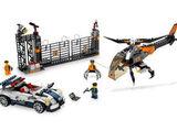 8634 Mission 5: Turbocar Chase