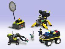 6775 Alpha Team Bomb Squad