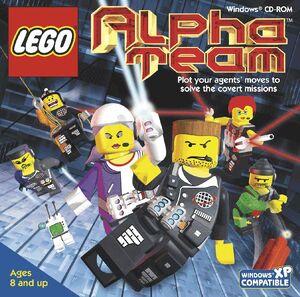 Alpha Team Game Cover1