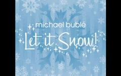 Michael Bublé Let It Snow